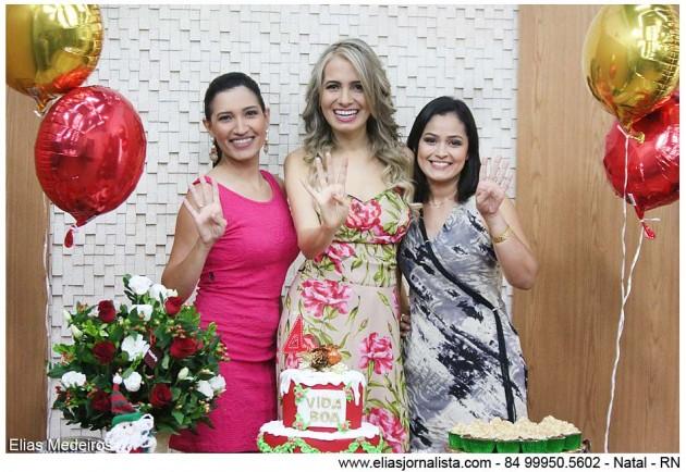Programa Vida Boa comemora 4 anos na Rede TV RN.