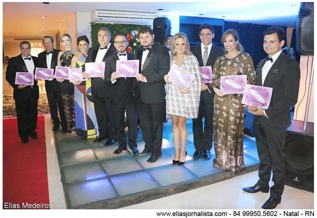 Prêmio Versátil para os destaques de 2015