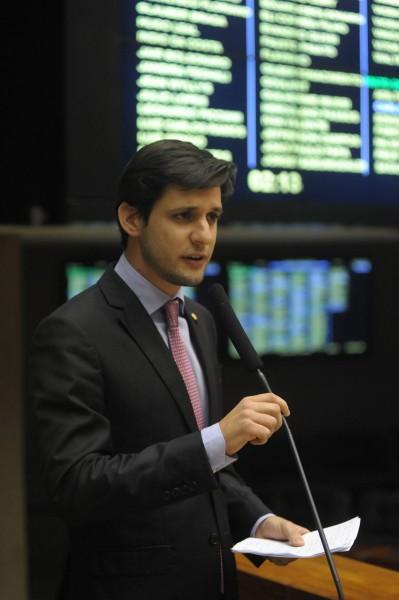 Rafael Motta apresenta quatro projetos de lei em primeiro ano de mandato.