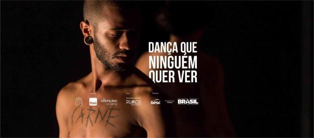 """Cia GiraDança faz apresentações fora do estado com """"Dança Que Ninguém Quer Ver"""""""