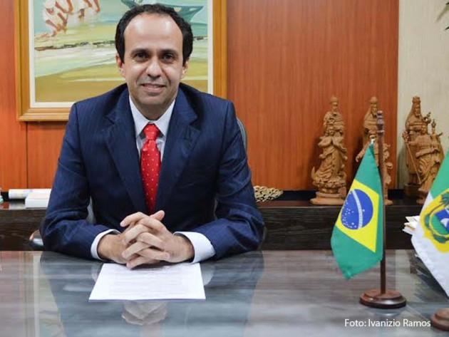 Fábio Dantas será Governador em exercício até a próxima terça-feira, 1º de março.