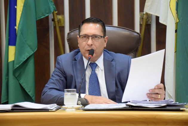 """""""Modernização do Legislativo será prioridade"""", destaca presidente da Assembleia do RN. (Foto: João Gilberto)."""