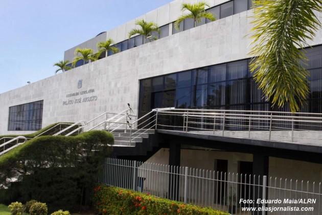 Reforma Administrativa da Assembleia Legislativa do RN.