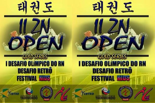 Zona Norte recebe II Open de Taekwondo.