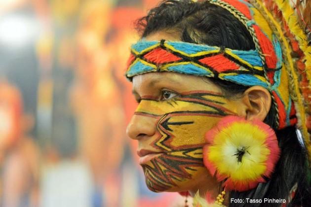 Fotógrafo do TJRN realiza exposição após cobertura dos Jogos Mundiais dos Povos Indígenas.