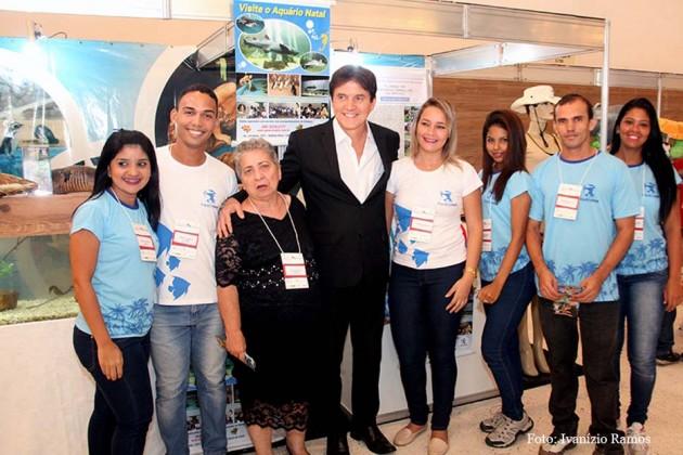 Governador destaca ações no turismo durante abertura do 7º Fórum de Turismo.