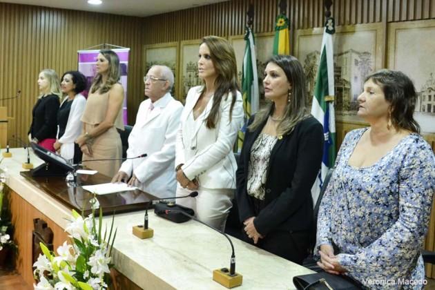 Câmara de Natal homenageia o Dia Internacional da Mulher