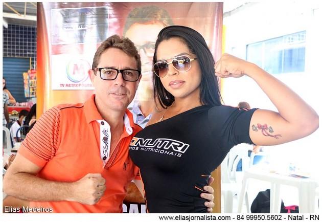 O programa Metrô Esportivo celebra 3 anos no ar na TV Metropolitano caçulinha potiguar.