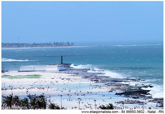 RN é eleito o melhor Estado do Brasil para fazer turismo.