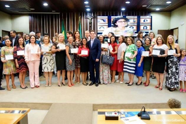 Sessão solene marca Dia da Mulher Cristã no RN.