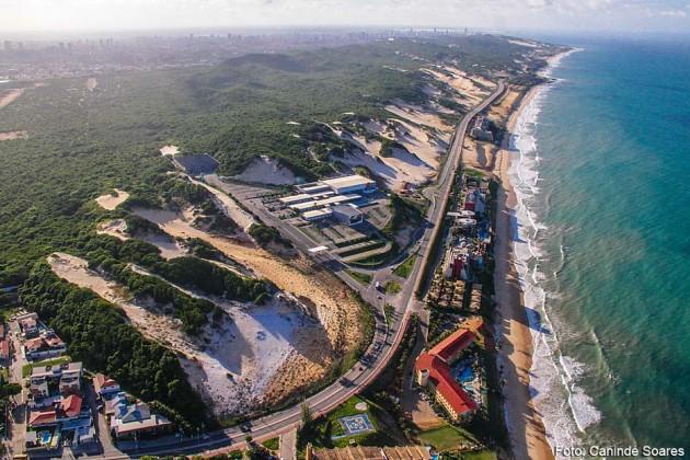 Centro de Convenções receberá investimento de quase R$ 1 milhão. (Foto: Canindé Soares).