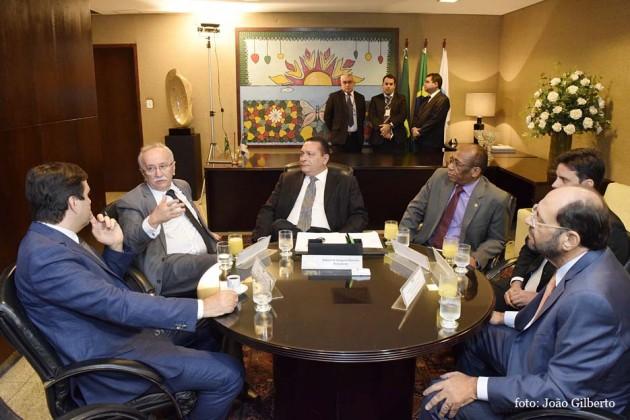 Presidente da Assembleia confirma participação de comitiva do RN na 20ª Unale. (Foto: João Gilberto).