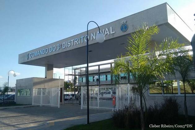 Ecocil entrega nova sede do 3º Distrito Naval da Marinha do Brasil.
