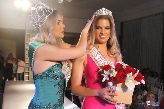 Candidata de Caicó, Clara Medeiros, foi eleita Miss Teen RN 2016.