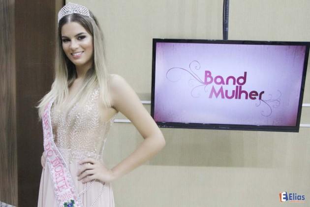 """Ana Clara Medeiros venci os concursos Tráfego Look e Chilli Beans Fashion Cruise"""","""