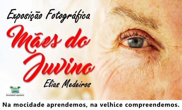 """Mostra fotográfica homenageia mães do Abrigo Juvino Barreto """"Mães do Juvino"""" chega a Assembleia Legislativa"""