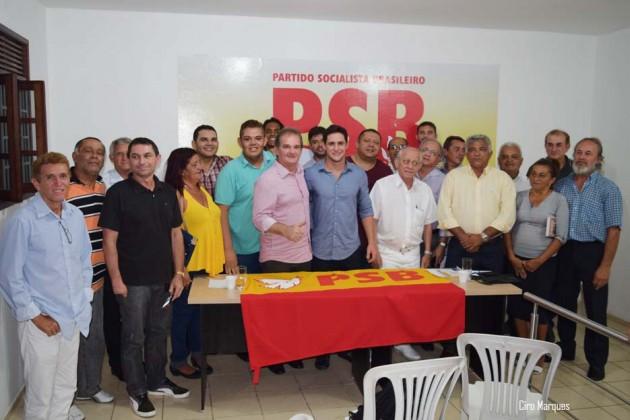 PSB Natal realiza reunião e reafirma intenção de candidatura própria  .