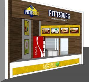 Participação do Pittsburg em Feira Nacional de Franquias rende novos contratos pra rede .