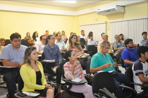 Escola da Assembleia promove curso de cerimonial e protocolo com embaixador brasileiro. (Foto: João Gilberto).