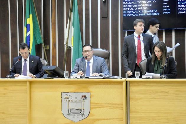Assembleia aprova política de dessalinização das águas do mar no RN. (Foto: Eduardo Maia).