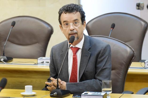 Comissão do Meio Ambiente aprova Projeto de dessalinização da água do mar. (Foto: João Gilberto).