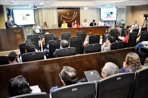 Criança Viva: deputados apoiam ampliação de UTIs infantis no RN. (Foto: Eduardo Maia).