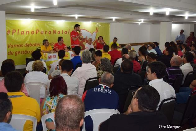 Rafael Motta participa do #PlanoParaNatal.