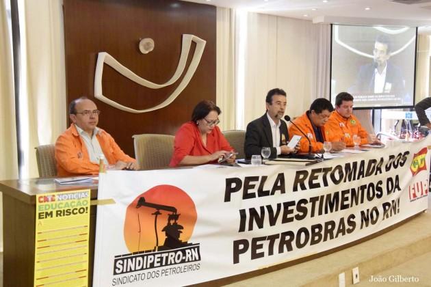 Mineiro sugere levantar dados sobre impacto pela venda de ativos da Petrobras.