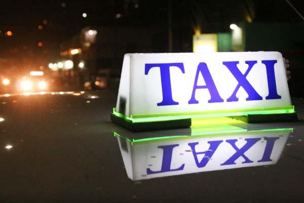 Governo do Estado vai financiar renovação da frota de táxis por meio da AGN. (Foto: Aldair Vasconcelos).