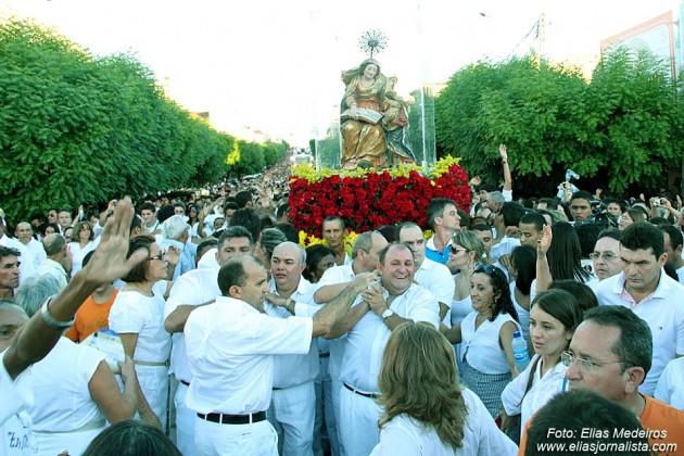 Governo do Estado reforça segurança da Festa de Sant'ana em Caicó.