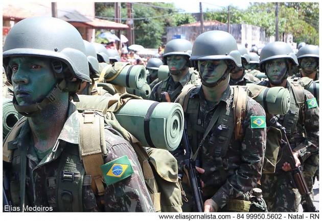 Temer autoriza envio de tropas do Exército para combater ataques no RN.