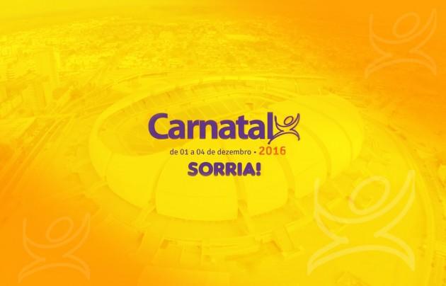 Central do Carnatal abre as portas na Praça de Eventos do Natal Shopping, nesta quinta-feira (14).