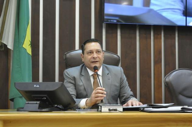 Ezequiel Ferreira pede a inclusão de municípios do Seridó no Programa Compra Direta. (Foto: Eduardo Maia).