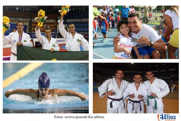 RN terá 40 representantes nos Jogos Olímpicos e Paralímpicos Rio 2016.