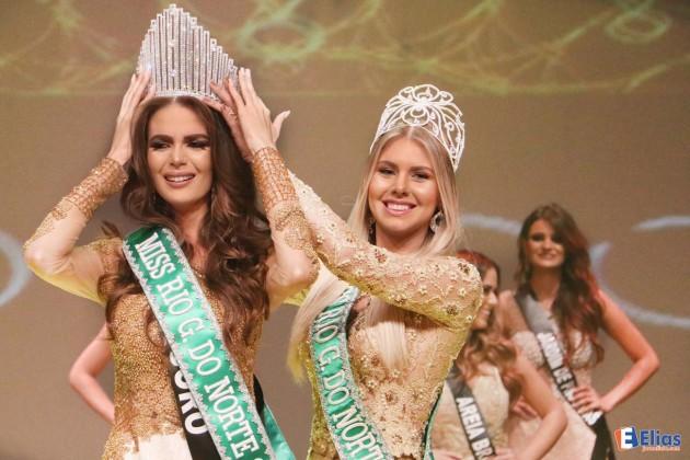 Candidata de Mossoró, Daniele Marion, é a nova Miss RN 2016.