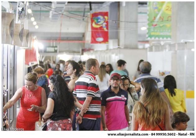 A 22ª edição da Multifeira Brasil Mostra Brasil de volta à Natal.