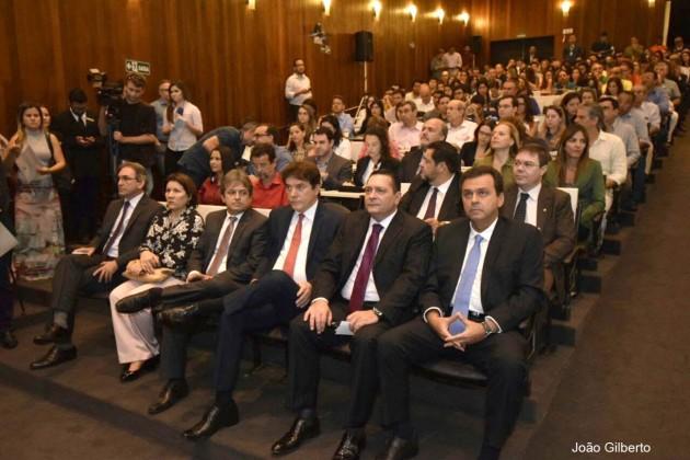 Presidente da Assembleia participa da abertura do 29º Motores do Desenvolvimento.