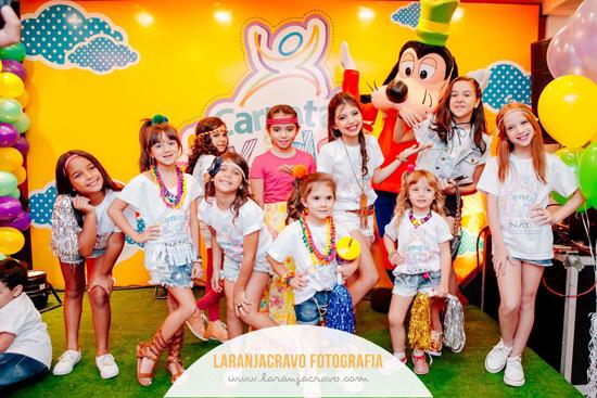 Destaque realizará a 1ª edição do Carnatal Kids, no dia das Crianças do Natal Shopping.