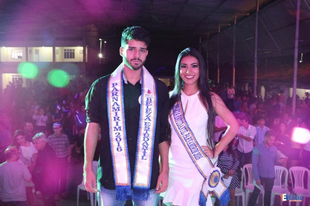 Parnamirim elege Miss e Mister Beleza Estudantil 2016.