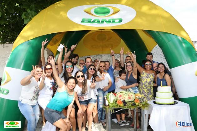 Band Nordeste comemora aniversário de 26 anos