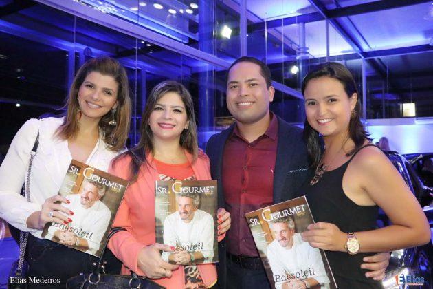 Lançamento da 8ª edição da Revista Sr. Gourmet.