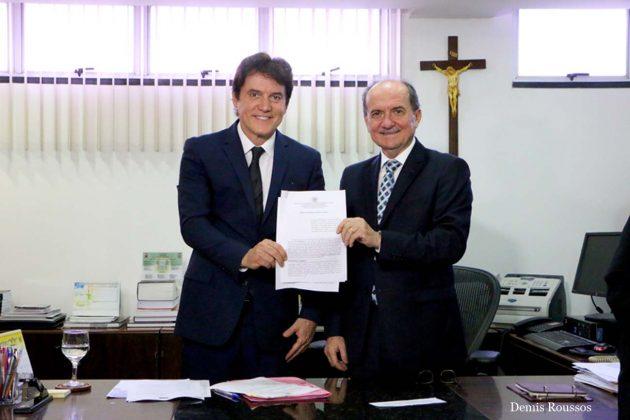"""Presidente eleito do TJRN destaca que Tribunal """"fez o dever de casa""""."""
