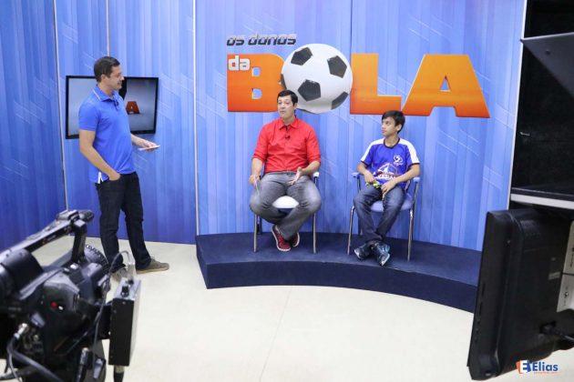 Os Donos da Bola, Band Natal: Os irmãos Daniel e Donato levaram Max Breno no programa.