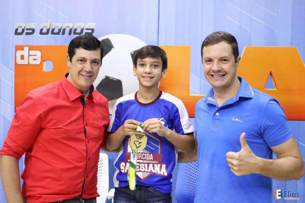 Promessa Potiguar, judoca de Natal, precisa de ajuda para competir na República Dominicana.