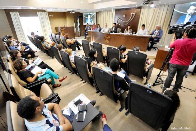 Impactos da PEC 241 são discutidos em audiência pública na ALRN.