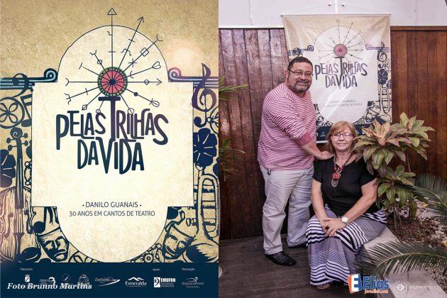 """Musical """"Pelas Trilhas da Vida"""" de Danilo Guanais tem apresentações gratuitas na próxima semana."""