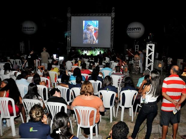 Inscrições para o Festival de Cinema de Baía Formosa seguem até dia 31. (Foto: Elpídio Junior).