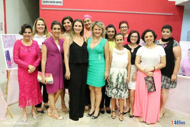 Lançamento da 3ª edição da exposição fotográfica Mulheres de Peito.