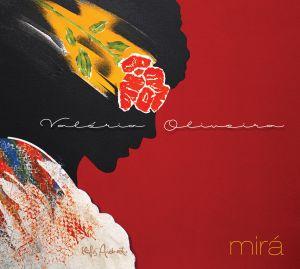 Novo disco de Valéria Oliveira já tem nome, capa e canções disponíveis na internet.