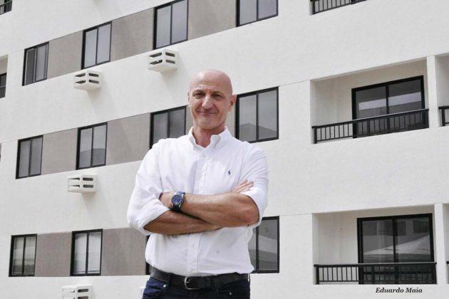 """Os elogios ao empreendimento foram agradecidos pelo empresário e diretor da Savim Brasil, Renzo Savasta. """"Iniciamos o projeto há três anos com a ideia de construir um condomínio clube de alto padrão."""